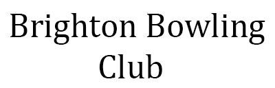 Brighton Bowling Club Logo
